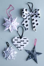 paper tree ornaments best origami ideas on