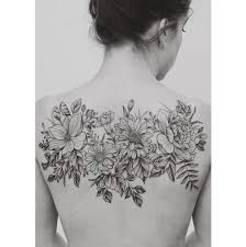 Back Tattoos - best 25 flower back tattoos ideas on back tattoos