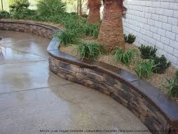 Backyard Stamped Concrete Ideas Artcon Decorative Concrete