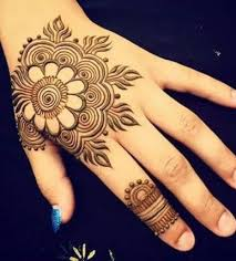 simple mehndi designs for beginners home best home design ideas