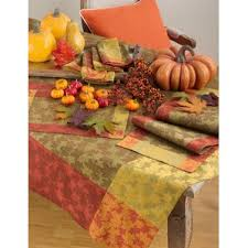 thanksgiving table linens you ll wayfair
