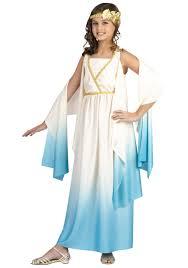 child greek goddess costume girls roman costumes