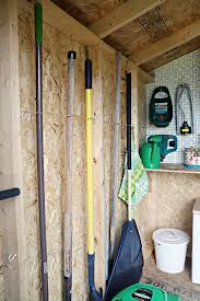 Organizing Garden Tools In Garage - iheart organizing an organized garden shed