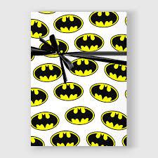 batman gift wrap batman wrapping paper digital gift wrap sheet minimal