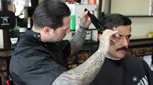 shave and a haircut razorbacks barber shop the art of manliness