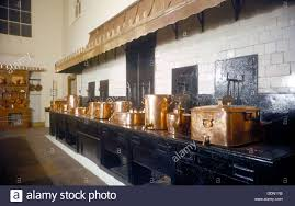 the great kitchen royal pavilion brighton east sussex 1960s
