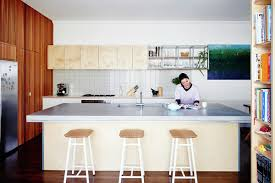 Revamp Kitchen Cabinets Efficient Kitchen Becomes The Heart Of This Revamped Aussie Home