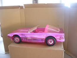 barbie corvette remote control barbie pink corvette barbie accessories ii pinterest