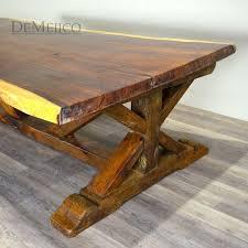 barn style dining table edge barn table barn style dining tables live edge table top