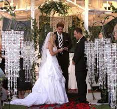 Wedding Aisle Decorations Decorate My Wedding Crystal Wedding Aisle Decorations Multi