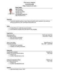 Examples Of Free Resumes by Photo Resume Example Style 26 Free Resume Creator