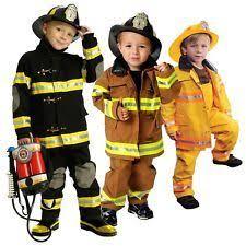 Fireman Halloween Costume Tan Firefighter Halloween Costume Kids Firefighter Costumes