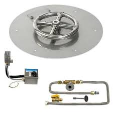 Fire Pit Burners by Fire Pit Burners With Electronic Ignition Kits Archives Ams