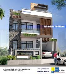 group housing villa design concepts from xlineinteriors