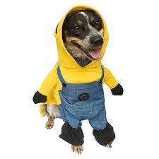 minion costume dog minion costume korrectkritterscom