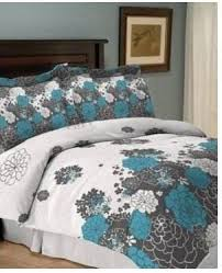 Black And Teal Comforter 19 Best My New And Improved Bedroom Images On Pinterest Black