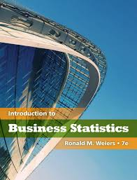 introduction to business statistics 7th edition weiers authorstream