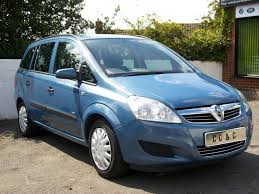 vauxhall zafira 2008 vauxhall zafira 1 6 i 16v life 5dr 7 seater perfect family car