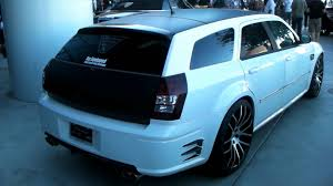 Dodge Journey Custom - dodge magnum custom white wallpaper 1920x1080 33030