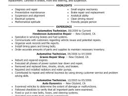 Automotive Resume Sample by Download Automotive Engineer Sample Resume Haadyaooverbayresort Com