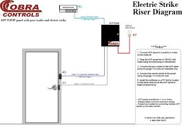 cobra controls acp 4n 4 door computerized access control system