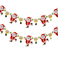 Santa Claus Christmas Decorations by Ornament Line Picture More Detailed Picture About 2pcs Lot Free