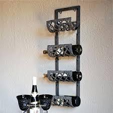 wine rack metal wall art wine rack metal wall hanging wine racks