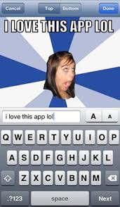 Free Meme Maker App - make your own meme 20 meme making iphone apps hongkiat