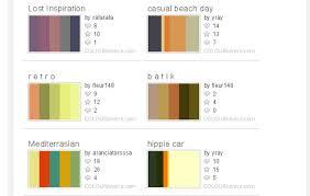 retro colors 1950s retro is reborn a look at the color trend designmodo