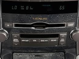 lexus rx300 audio system 2009 lexus ls460 adds all wheel drive