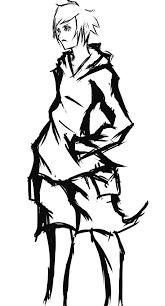 tetsuya nomura style by silentniveus on deviantart