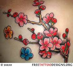 118 best cherry blossom tattoos images on cherry