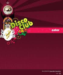 website template 16909 disco night club custom website template