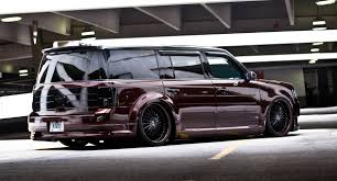 toyota celsior body kit vip style is possible with a flex auto pinterest ford flex