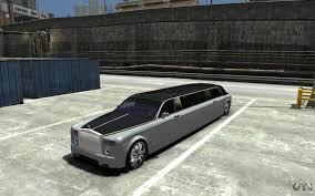 roll royce wraith inside rolls royce phantom sapphire limousine v 1 2 for gta 4