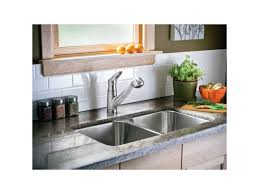 Leaking Single Handle Kitchen Faucet by Faucet Com 7570c In Chrome By Moen