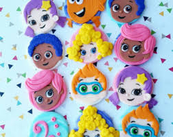 guppie cake toppers fondant cake toppers edible cake toppers