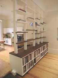 bookshelf room dividers captivating bookcases as 45 on modern