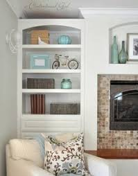 Decorating Bookshelves Ideas by The Yellow Cape Cod Four Simple Steps To A Great Bookcase Display