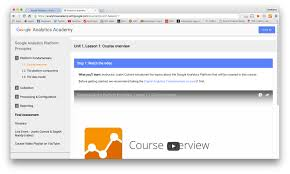 tips for becoming google analytics and adwords certified part 1