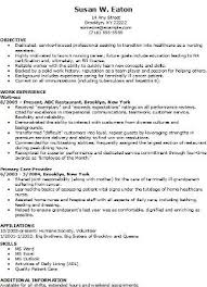nurse practitioner resume new graduate resume ideas