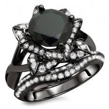 Black Diamond Wedding Rings by 39 Best Black Diamond Engagement Rings And Ring Sets Images On