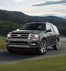 ford expedition el 2017 ford expedition suv features ford com
