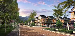 serene villas cluster homes malaysia properties sunway property