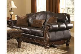 Ashley Sofa Leather by North Shore Sofa Ashley Furniture Homestore