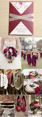 wedding colors the stunning colors of white burgundy wedding 367 best fall wedding ideas images on pinterest wedding blog fall
