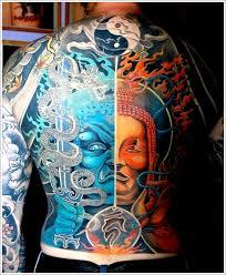fullback yin yang design design of tattoosdesign of tattoos