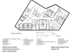college floor plans berklee college of music 160 mass ave wsdg