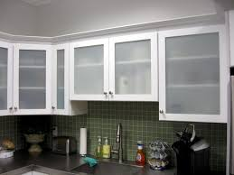 Glass Cabinet Doors For Kitchen Kitchen Glass Cabinet Doors Glass Upper Kitchen Cabinets Glass