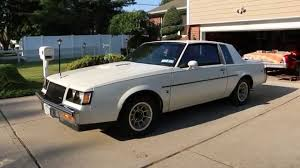 Grand National Engine Specs 1987 Buick T Type Coupe For Sale Turbo Engine Grand National W
